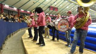 Utlopers in Thialf Seven Nation Army