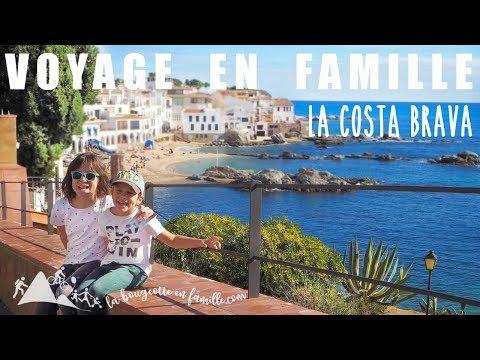 Week-end Sur La Costa Brava En Catalogne, Entre Gérone Et Figueras