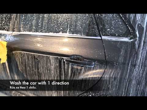 Vietnam best home car wash (Saigon)