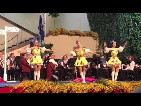 Party Queen's Luxembourg Dance show in Wiltz