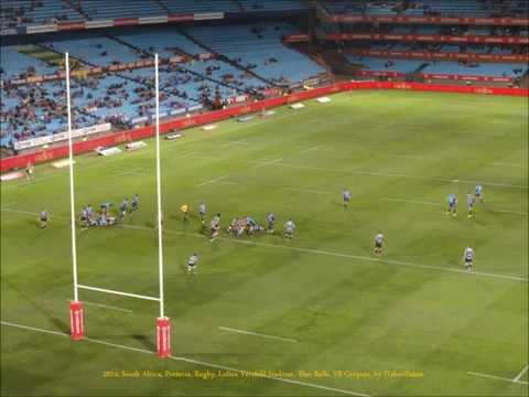 2014 South Africa   Pretoria, Rugby, Loftus Versfeld Stadium, Blue Bulls, 11 Oct, by HabariSalam