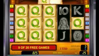 Игровые автоматы Книжки (Книга Ра) на f-slots.com(На информационно-игровом портале http://f-slots.org эмулятор автомата Book of Ra доступен без регистрации, смс и скрыто..., 2012-12-17T12:25:10.000Z)