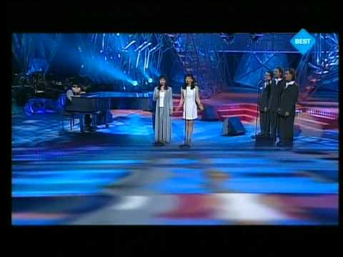 Den vilda - Sweden 1996 - Eurovision songs with live orchestra