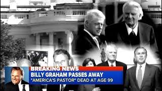 Evangelist Billy Graham Passes Away At 99 (Retrospective)