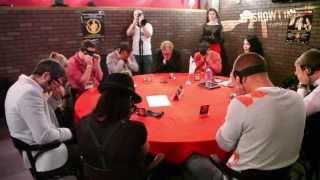 Игра Мафия, GOLDEN GANGSTER 2012, 1 игра (Командный Зачет)