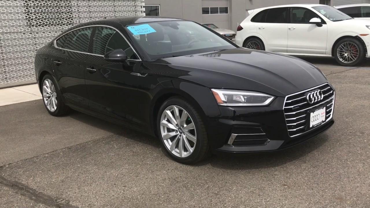 Audi S New Model 2018 Audi A5 Sportback Youtube