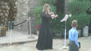 Romantic Violin Wedding Music: Beauty and the Beast Theme