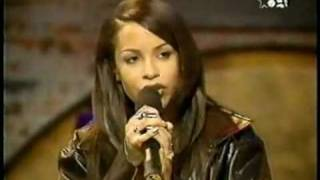 Aaliyah  - The One I Gave My Heart To (Re-Edit)