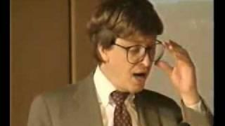 Презентация MS DOS 4.01 в СССР (1990 г.)