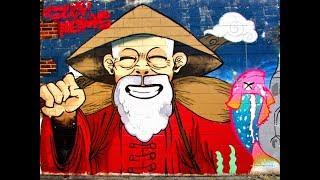 Street Art amp Hike Along Tracks - Camp Discovered