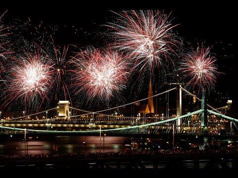 Tűzijáték - 2017.08.20 (Budapest)