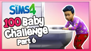The Sims 4: 100 Baby Challenge with Toddlers - Part 6 - I'm Pregnant...AGAIN!