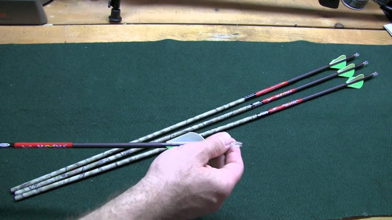 Review: Carbon Express - Maxima Hunter - YouTube