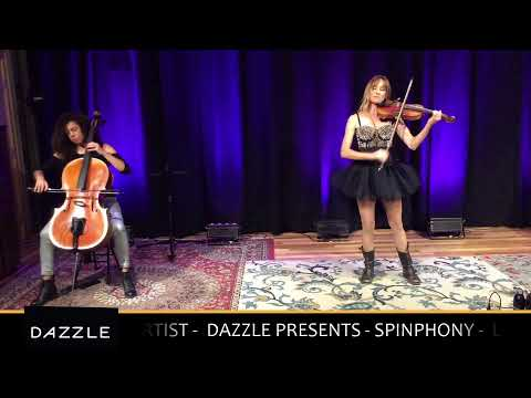 Dazzle Presents - Spinphony