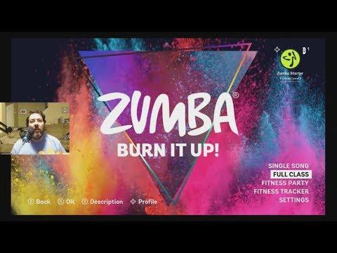 Zumba Burn It Up Intro And Credits