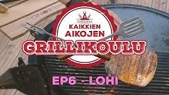 Kaikkien aikojen grillikoulu - Ep6 - Kalan maustaminen ja valmistus