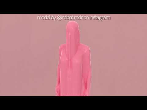 Polishing a copper 3D Print (eSun eCopper filament ender 3 timelapse)