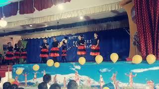 Special Dance Senorita- Carmel School