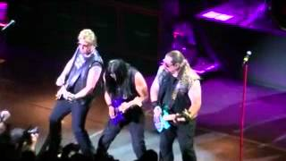 Twisted Sister Live in Athens 2011 What You Don