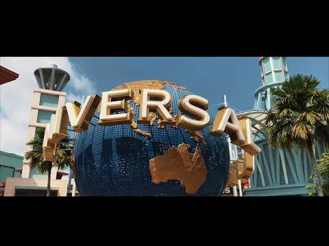 Travel Singapore - Lion City of Asia - Marina Bay Sands - iPhone X Cinematic 4K