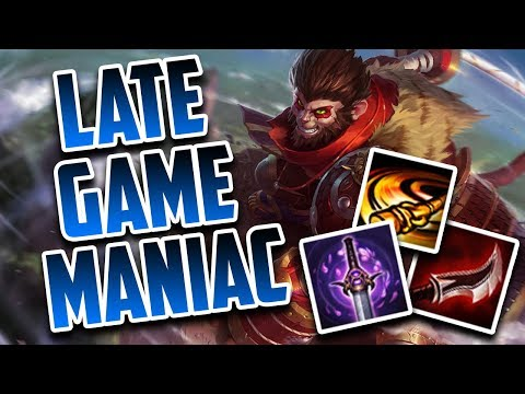 SoloRenektonOnly - LOSE LANE, WIN GAME FULL LETHALITY WUKONG [COMEBACK]
