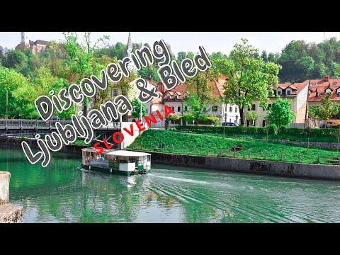 Travel Slovenia - Ljubljana & Bled