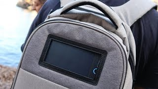 Best SMART Backpacks With Charger (2018) - Anti-Theft Backpacks