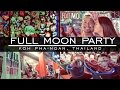 Full moon party | Travel Vloggers | Koh Phangan Thailand