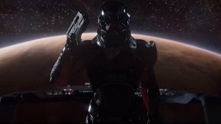 mass effect andromeda announcement trailer ign live e3 2015