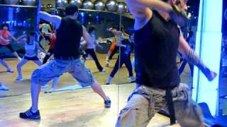 Body Combat  - Our Solemn Hour - cooling down