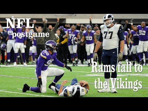 The Rams Lose to the Minnesota Vikings | Los Angeles Times