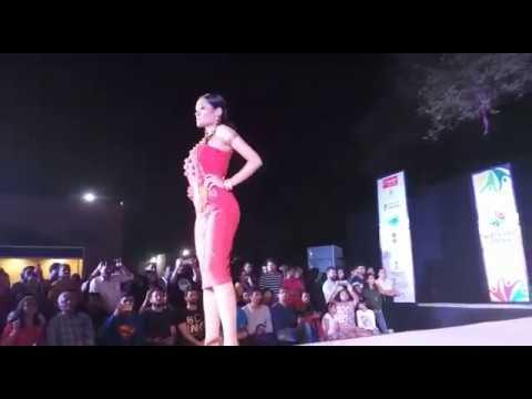 NE Festival 2017Delhi#Designer Dr.Elina Talukdar #Fashion #Designer wear#Designer Jewellery
