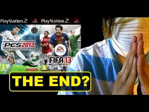 TheReviewSpace LAST Official PS2 Games Pro Evolution Soccer 2013 FIFA 13 September 25 2012 9/25/12