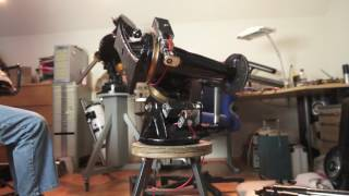 FreeGo2, a goto option for telescope mounts  by Romke Schievink