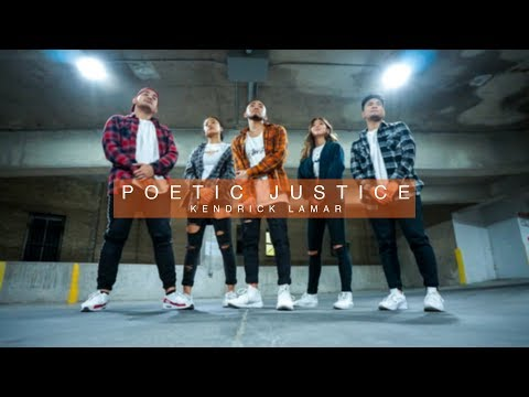 Raffy Maramag Choreography | Poetic Justice - Kendrick Lamar