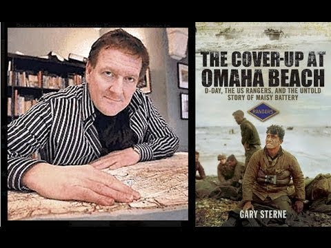 #60: The Cover-up At Omaha Beach with Gary Sterne - Conspiracy Queries with Alan Park
