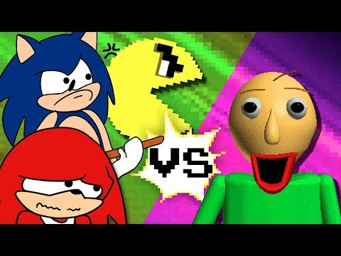 BALDI vs All stars 3