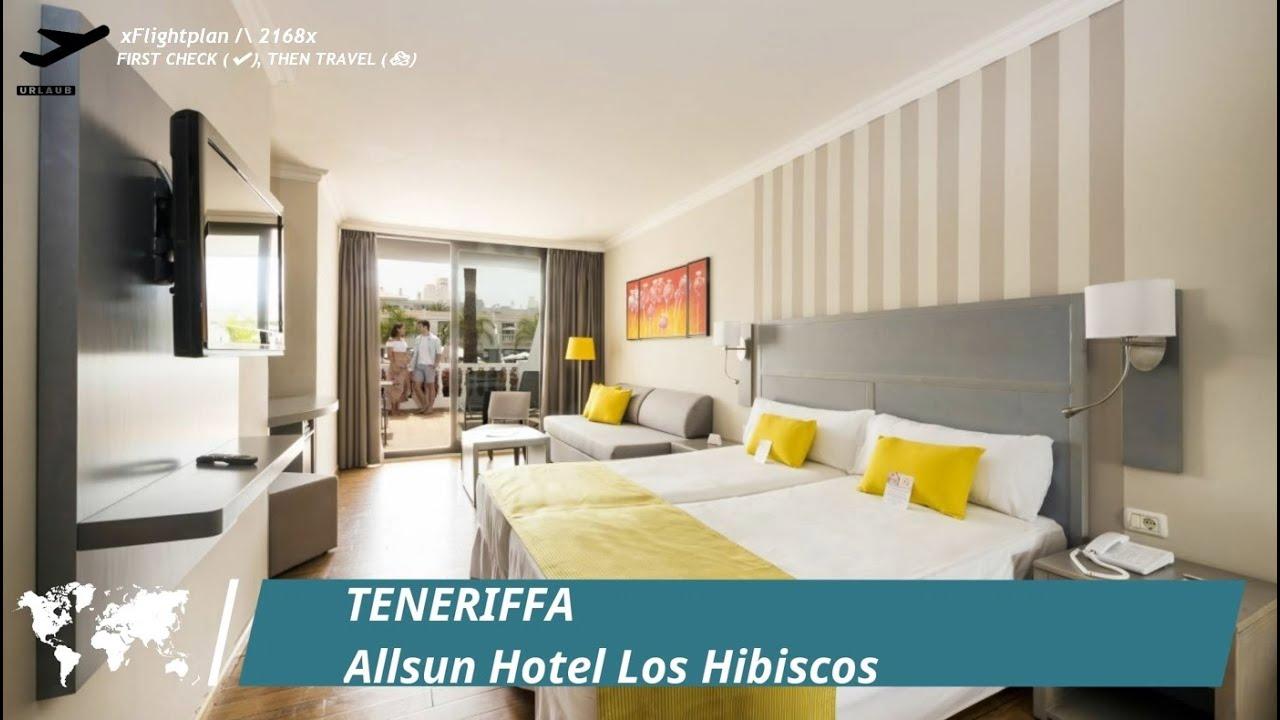 Allsun Hotel Los Hibiscos In Costa Adeje Teneriffa