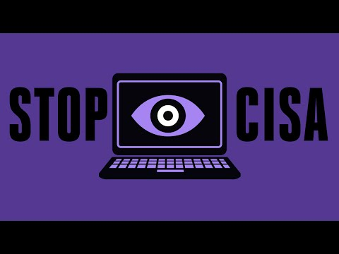 Gov't Threatens Internet Privacy AGAIN With CISA