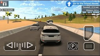 Crime Car Driving Simulator /Speed Car, SUV And 4x4 / Android Gameplay FHD #3