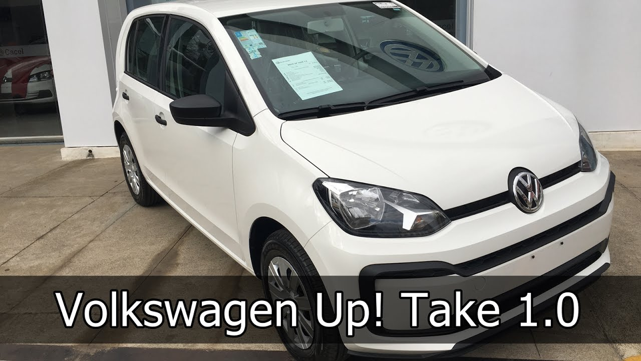 volkswagen up take 1 0 2018 lopscar youtube. Black Bedroom Furniture Sets. Home Design Ideas