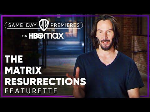 The Matrix Resurrections | A Film Legacy (Featurette) | HBO Max