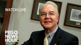 WATCH LIVE: Tom Price