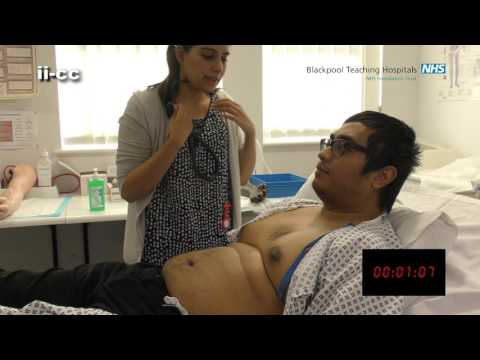 MRCP Paces: Station one, Cardiology (with examination summary)