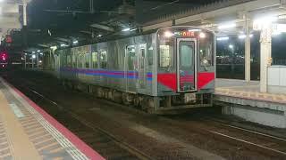 JR西日本 キハ121系 米子発車