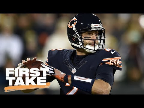 Brian Hoyer Joins The Show | First Take | July 17, 2017