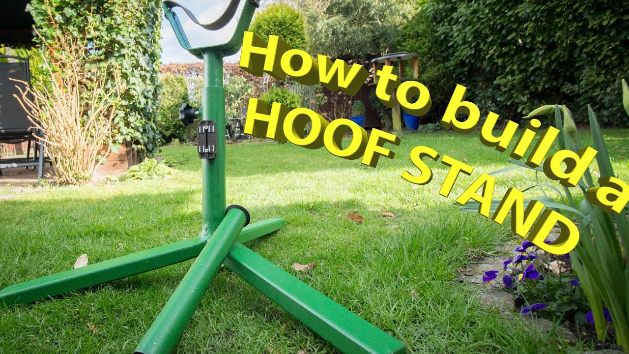 Craftling Hoof Stand Youtube