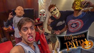 A FESTA DE HALLOWEEN! - Halloween Do Pain #1