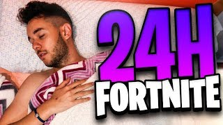 ¡FINAL 24 HORAS JUGANDO FORTNITE! *ayuda por favor* - TheGrefg