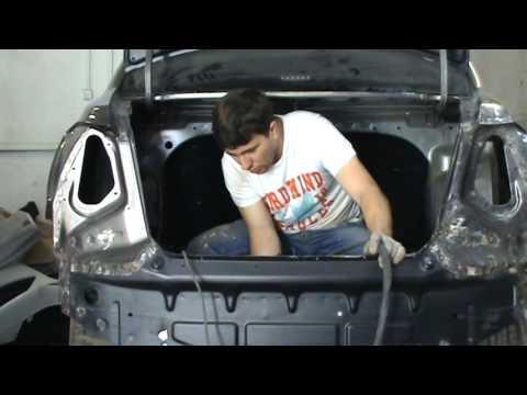 Как это сделано? Nissan Datsun Часть 2!!! Финал!!!)))